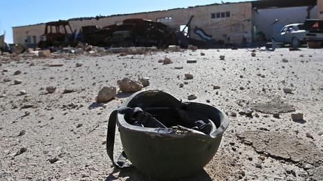 L'armée syrienne visée par des tirs depuis la Turquie   ACTUALITÉ   Scoop.it