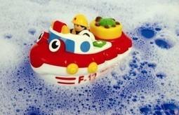 Zabawki do kąpieli   kids   Scoop.it
