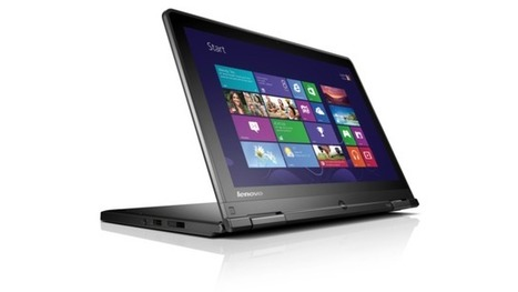 Thinkpad Yoga: Finally a Convertible With Some Grit - Gizmodo   Ultrabook   Scoop.it