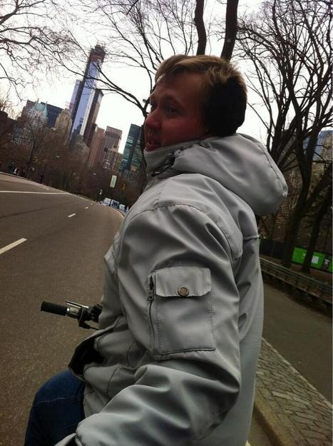 Twitter / hogfanswife: Meet Eduardo, our informative ... | Pedicabs in the Media! | Scoop.it