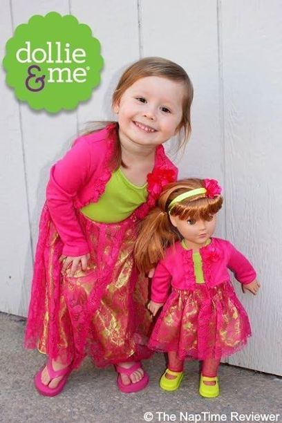 Buy the Prettiest Baby Doll Dresses for Little Girls | Dollie & Me | Scoop.it