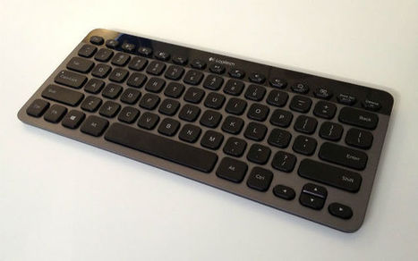 Logitech K810 Keyboard Can Control Three Devices at Once | Gadget Shopper and Consumer Report | Scoop.it