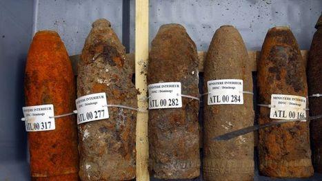 À Douai, la Première Guerre mondiale pourrait expliquer la pollution de l'eau | Toxique, soyons vigilant ! | Scoop.it
