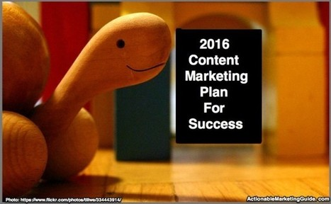 2016 Content Marketing Plan For Success - Heidi Cohen | Designing  service | Scoop.it