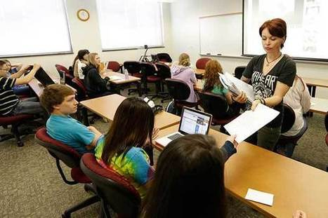 Community Colleges: Separate and Unequal | NewmanEDU | Scoop.it