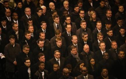 Décès de Junior Malanda - La Basilique de Koekelberg archi-comble pour la cérémonie funéraire de Junior Malanda | Avis de décès | Scoop.it
