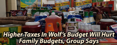 Free-market group: Wolf's budget would cost families $1,400 - PA Independent   Wolf Administration Insults   Scoop.it