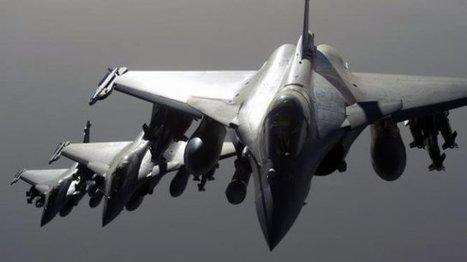 Vente de Rafale à l'Inde : création d'une coentreprise entre Dassault et Reliance Group - France 3 Aquitaine | Aéronautique-Spatial-Défense à Bordeaux et en Gironde | Scoop.it