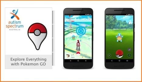 Recursos de aprendizaje y opciones educativas usando Pokémon Go - Nerdilandia | Educacion, ecologia y TIC | Scoop.it