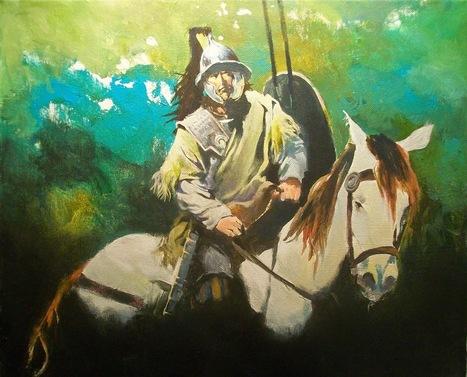 La guerre des Gaules: Cavalier gaulois | Le Malouin | Scoop.it