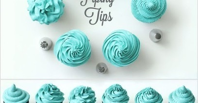 what shape to use to decorate cupcakes and cakes | Ideas para inspirarte | Scoop.it