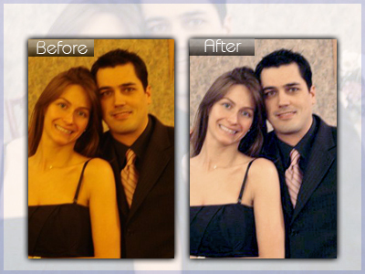 Photo Restoration - Couple | Innovative Imaging Professional | Scoop.it