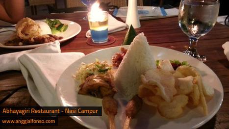 Menikmati Makan Malam di Abhayagiri Restaurant Jogja | Anggi Alfonso | Scoop.it