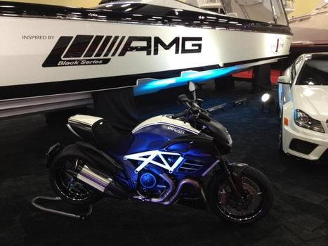 Ducati North America | Facebook | AMG Diavel | Miami Boat Show | Ductalk Ducati News | Scoop.it