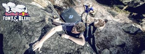 Red Bull Font&Bleau 2016 : Première édition de la compétition d'escalade de bloc le 25 juin | Neige et Granite | Scoop.it