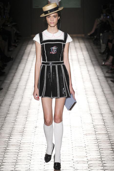 Olympia Le-Tan, Défilé Spring/Summer 2015 - Vogue.fr   Fashion   Scoop.it