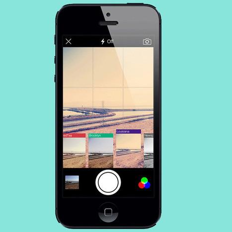 Flickr for iOS Unlocks New Camera Abilities | Sculpting in light | Scoop.it