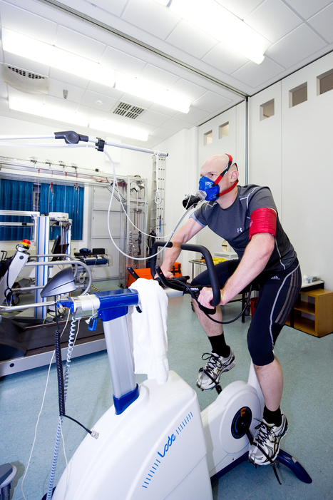 Fit for space: Pre-flight Medical in Cologne | Alexander Gerst | Health and Medical | Scoop.it