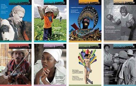 Descarga gratis más de 150 revistas de historia y arqueología (cortesía del INAH) - Más de Mx   Centro de Estudios Artísticos Elba   Scoop.it