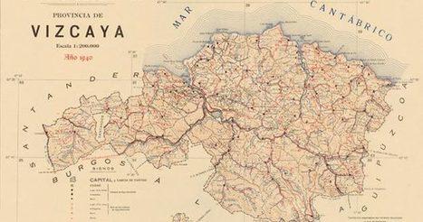 Unos 48.500 mapas online muestran la evolución de las ciudades españolas desde el siglo XIX - RTVE.es | Quelques 48.500 cartes en ligne montrant l'évolution des villes espagnoles depuis le XIXe siècle | Nos Racines | Scoop.it