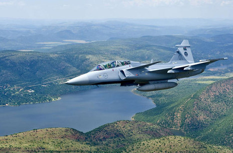 Saab Receives Steady State Support Order For South African Gripen | Aviation news | Scoop.it