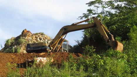 Dùng mìn công phá đá tìm thi thể nạn nhân bị vùi lấp | vantai123.com | Scoop.it