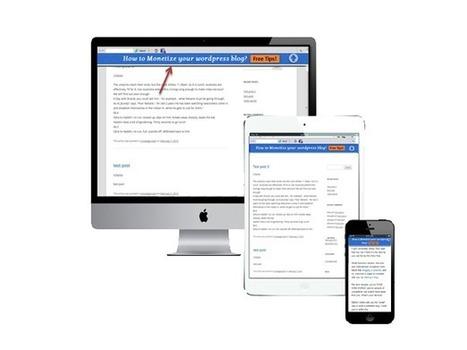 MaxBlogPress Stripe-Ad: Wordpress plugin for advertisement - get more clicks & earn more revenue | Web Marketing Tips | Scoop.it