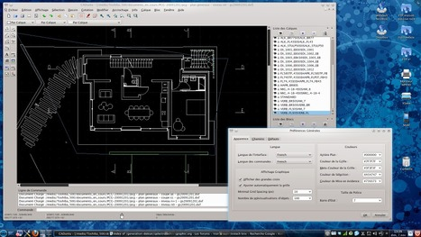 Librecad un Autocad light libre et gratuit | Time to Learn | Scoop.it
