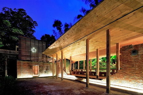 Global Award for Sustainable Architecture to Marco Casagrande Livegreen Blog   Latitudes   Scoop.it