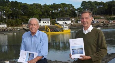 La Trinité-sur-Mer. 23 ans d'analyses de la rivière de Crac'h dévoilés   water news   Scoop.it