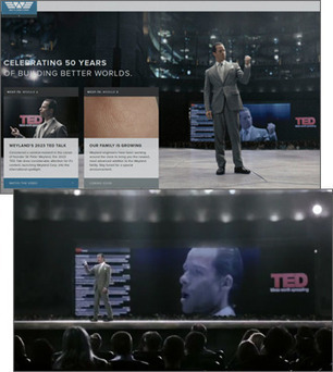 Oh Love LOVE: Ridley Scott-directed Prometheus Creates Buzz with TED Video from 2023 | Tracking Transmedia | Scoop.it