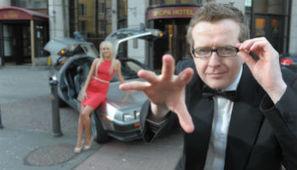 Il mentalista David Meade vince $1 milione alla roulette | www.Mentalismo-Positivo.it | Scoop.it