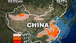 Drought leaves nearly 6 million people short of water in China - Xinhua | English.news.cn | Sustain Our Earth | Scoop.it