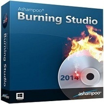 Ashampoo Burning Studio 2014 | MYB Softwares | MYB Softwares, Games | Scoop.it
