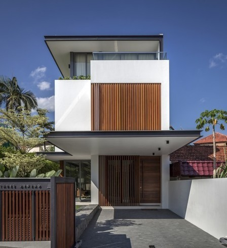 Sunny Side House / Wallflower Architecture + Design | ArchDaily | House | Scoop.it