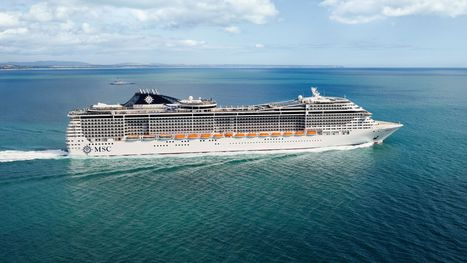 MSC Divina to sail from Miami year-round | Technology in the Hospitality Industry | Scoop.it