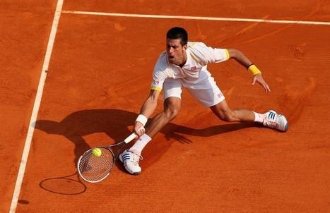Adidas Barricade : Djokovic et ses bottes de 7 lieues pour une 1re victoire à RG2013 - PKTennis | PK Tennis News | Scoop.it