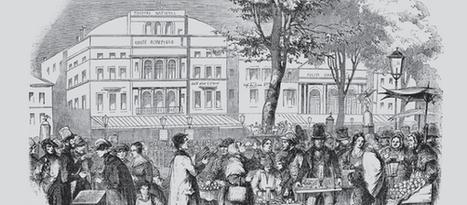 Les origines URBAINES de la révolution de 1848. Paris XIXe siècle, ville ouvrière - Métropolitiques | URBANmedias | Scoop.it