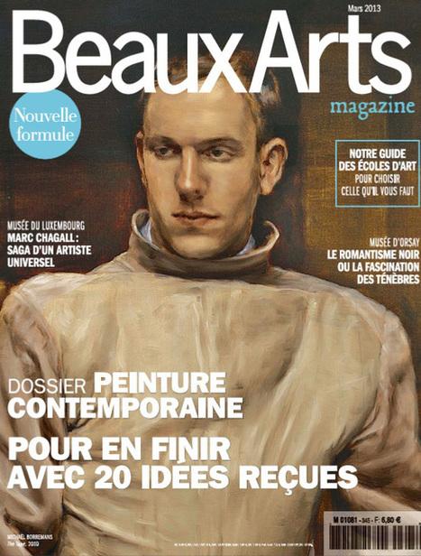 Beaux Arts et peinture contemporaine | Cimaises-le blog, balades artistiques | Quinzart | Scoop.it