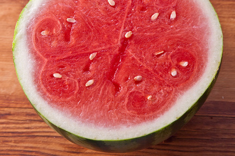 6 Unexpected Ways to Show Off Watermelon | Food Porn | Scoop.it
