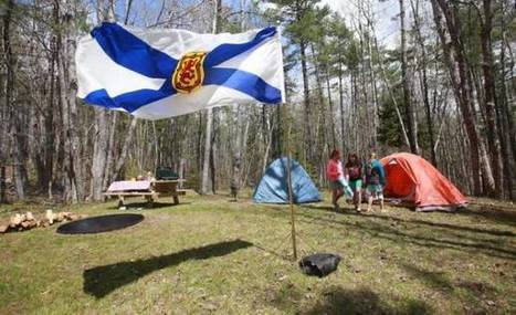N.S. offers all Grade 4 students two free nights of camping | Nova Scotia Hunting | Scoop.it