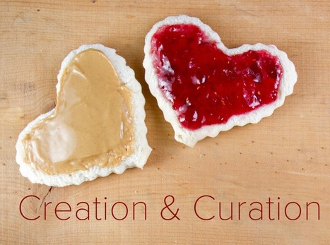 Creation & Curation: The Dynamic Duo | MarketingHits | Scoop.it