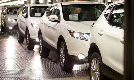 Nissan sales boom in China | BUSS4 | Scoop.it