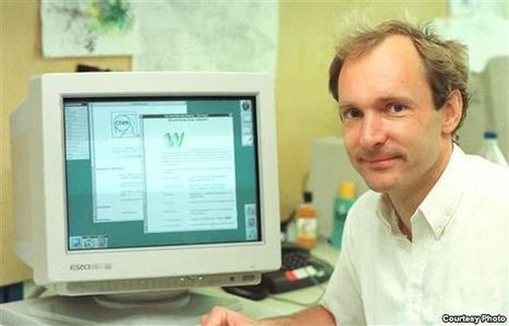 The World Wide Web Turns 25 | ESL English for teachers | Scoop.it