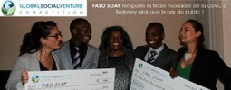 2 African Students Create Anti-Malaria Soap, Awarded $25,000 | Africa | Scoop.it