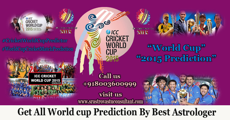 World Cup Cricket Match Prediction,cricket world cup predictor | Love Marriage Specialist, Sex Problems, Career Astrology | Scoop.it