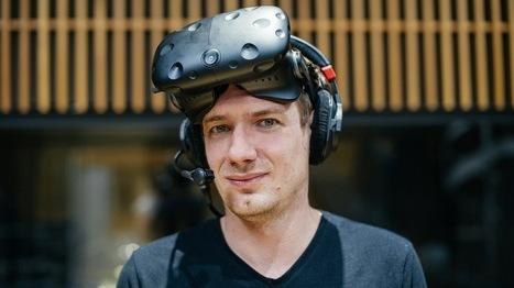 Betreten auf eigene Gefahr: 24 Stunden unterwegs in der virtuellen Realität   BR.de   3D Audio: Surround & Binaural   Scoop.it