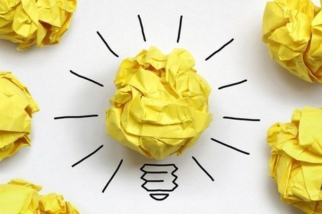 5 Steps to Coming Up with Your Next BIG Idea | Productivity - fighting the chaos | Scoop.it