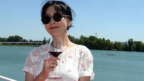 Hong Kong star Carina Lau launches online wine, champagne brand | The pick of the best wine stories from social media and across the 'net | Scoop.it