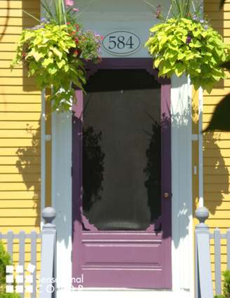 5 Reasons This Exterior Color Scheme Stands Out | Color For Your Home | Scoop.it